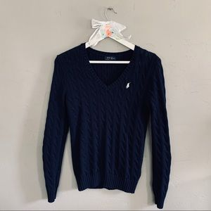 Polo by Ralph Lauren Cable Knit Sweater